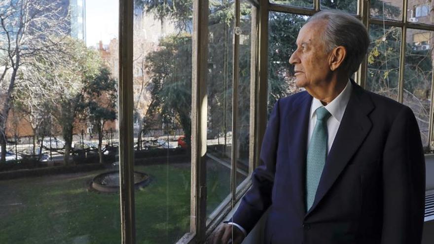 Villar Mir: Soy esclavo de la idea de que todo se puede hacer mejor