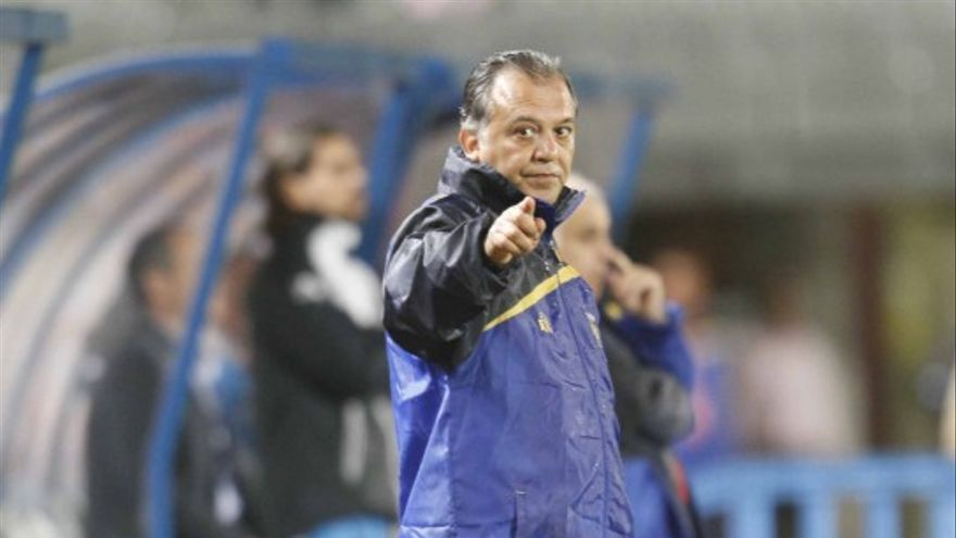 Juan Manuel Rodríguez, técnico de la UD Las Palmas (udlaspalmas.es)