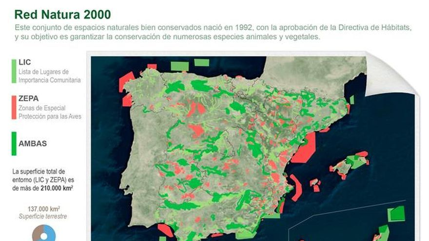 La Comisión Europea revalida su apoyo al Día Europeo de la Red Natura 2000