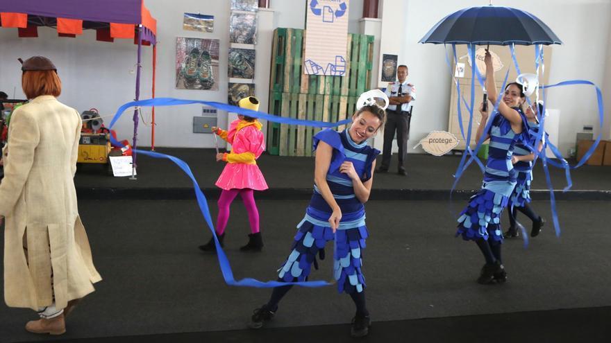 La XVII Feria de la Infancia y la Juventud 'Ecoplaneta' (ALEJANDO RAMOS)