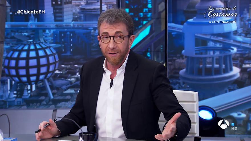 """Pablo Motos descarta invitar a 'El Hormiguero' a los políticos madrileños en campaña: """"Les dije que no"""""""