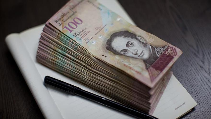 Venezuela introducirá billetes de mayor denominación el 15 de diciembre