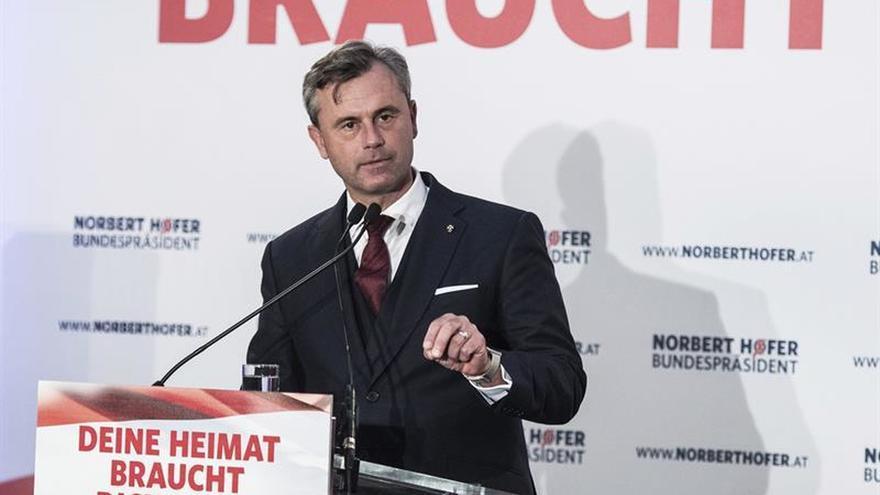 Austria celebra mañana las presidenciales más importantes de su historia