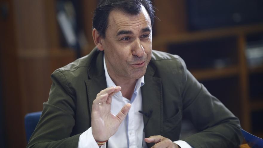 """Maillo dice que las peticiones de Urkullu son """"de máximos"""" y quiere esperar a ver qué pide el PNV """"en privado"""""""