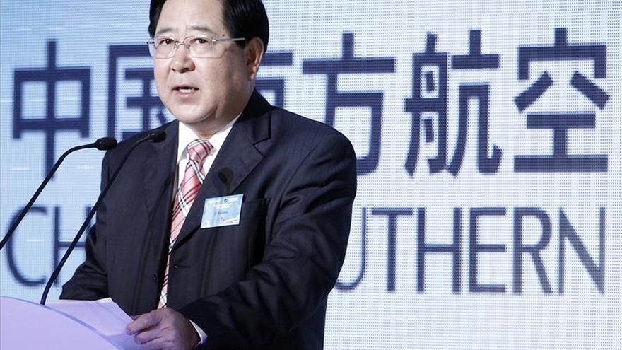 Expulsan del Partido Comunista al presidente junta de China Southern Airlines