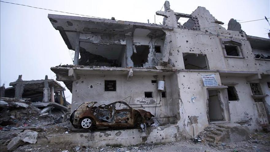 La reconstrucción de Gaza puede durar más de un siglo si sigue el bloqueo