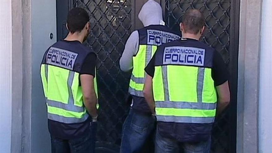 Operación policial / Foto: Europa Press