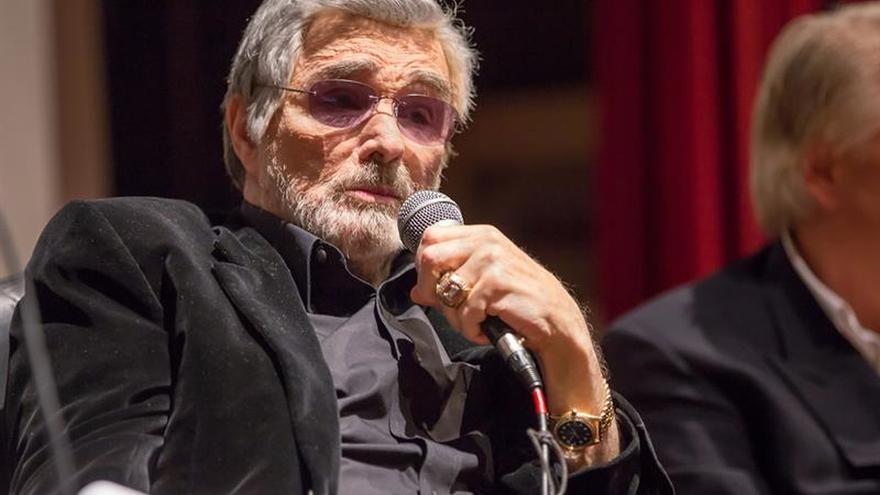 Burt Reynolds, premiado en el Festival de Cayo Hueso en EE.UU.