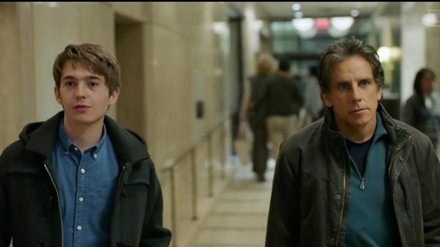 Fotograma del filme '¿Qué fue de Brad?'