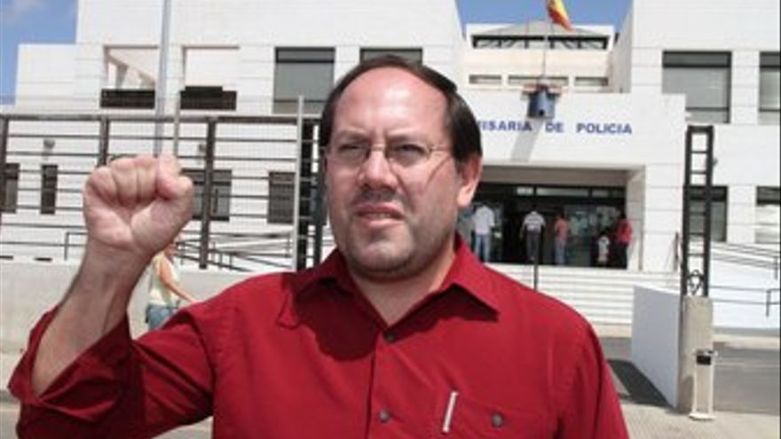 José Morales. (ACFI PRESS)