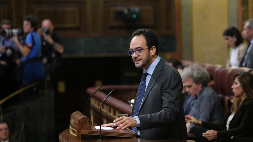 """El PSOE respalda el viaje del Rey a Arabia Saudí """"en defensa"""" de los intereses económicos de España"""
