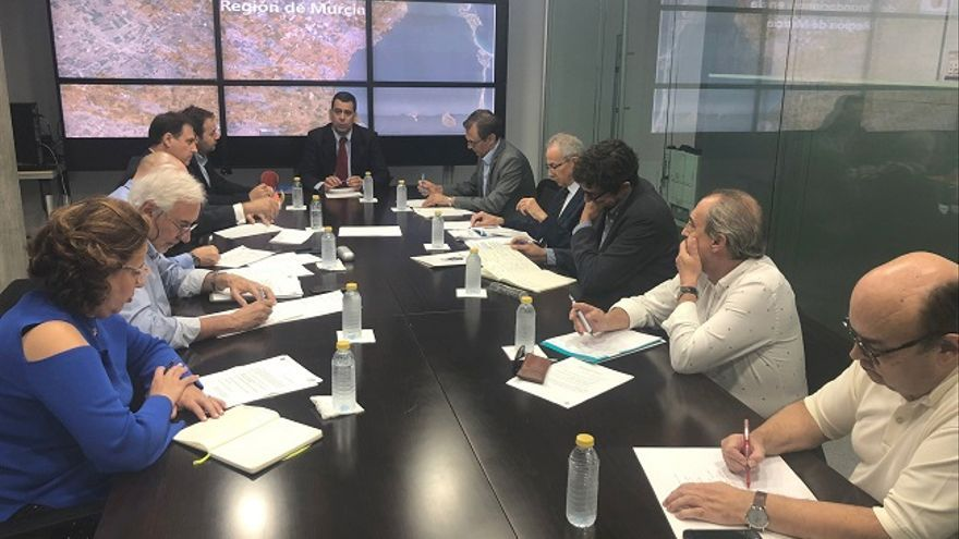 Reunión del Panel de Expertos