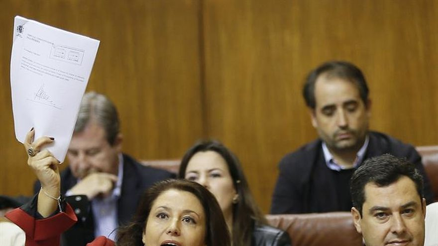 Trifulca entre el PP y Durán por la aplicación de la sentencia del Constitucional sobre la Mesa