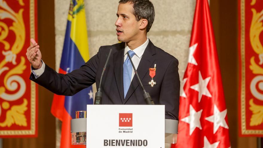 El PP quiere que el Congreso pida este martes el cese de Ábalos y reconozca a Guaidó como presidente de Venezuela