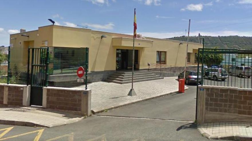 Puesto de la Guardia Civil en Arucas