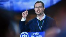 """El PP anuncia mociones de censura en Huesca y Burgos tras """"incumplir"""" los pactos Ciudadanos y Vox."""