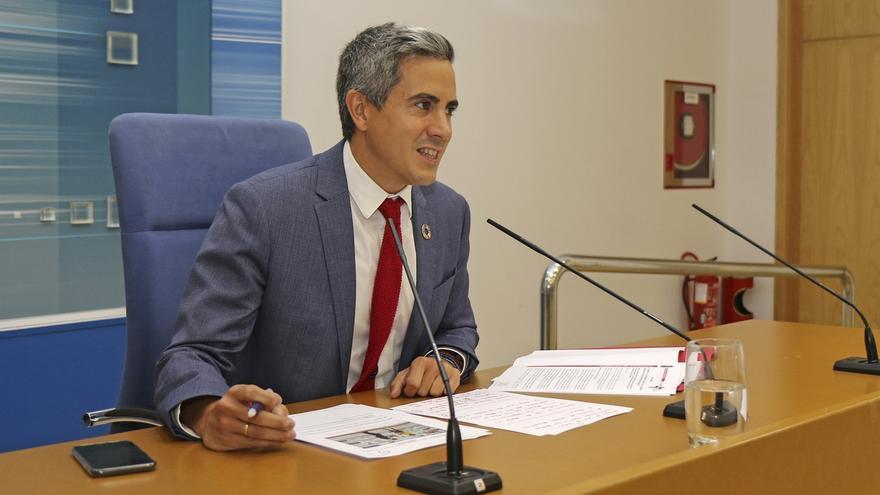 """El bloqueo de las entregas a cuenta no afecta aún al """"día a día"""" del Gobierno regional ni retrasará los PGC de 2020"""