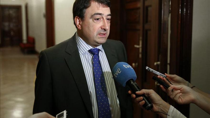 PNV pide al Gobierno y la UE que acuerden la devolución de las ayudas navales
