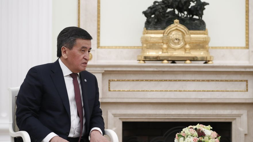 Presidente kirguís despliega al Ejército tras declaración estado emergencia