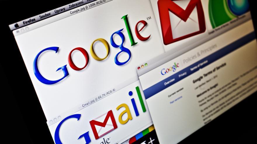 Gmail del Google.