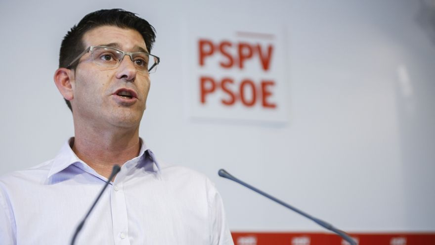 """El PSPV avisa a Montoro por la financiación: """"No vamos a permitir ni que nos chuleen ni que se rían de los valencianos"""""""