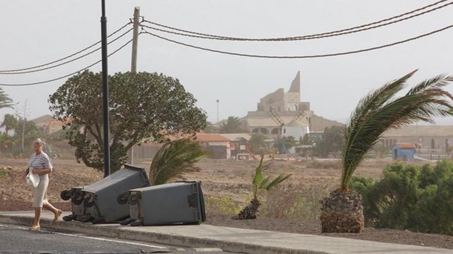 De la calima y el viento en Fuerteventura #2