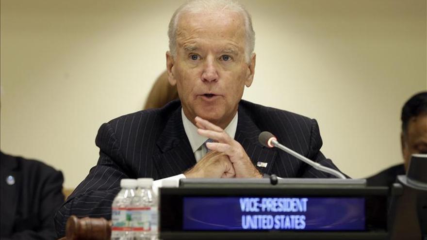 Biden llega a Ucrania en una visita marcada por los posibles suministros de armas