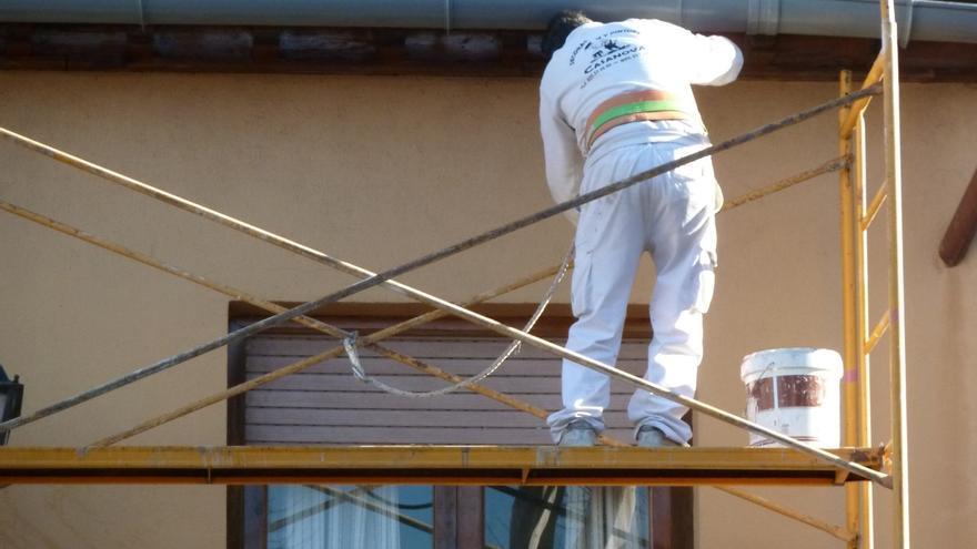 El 16% de las personas que realizan reformas en casa tiene algún problema con ellas, según un estudio de Irache