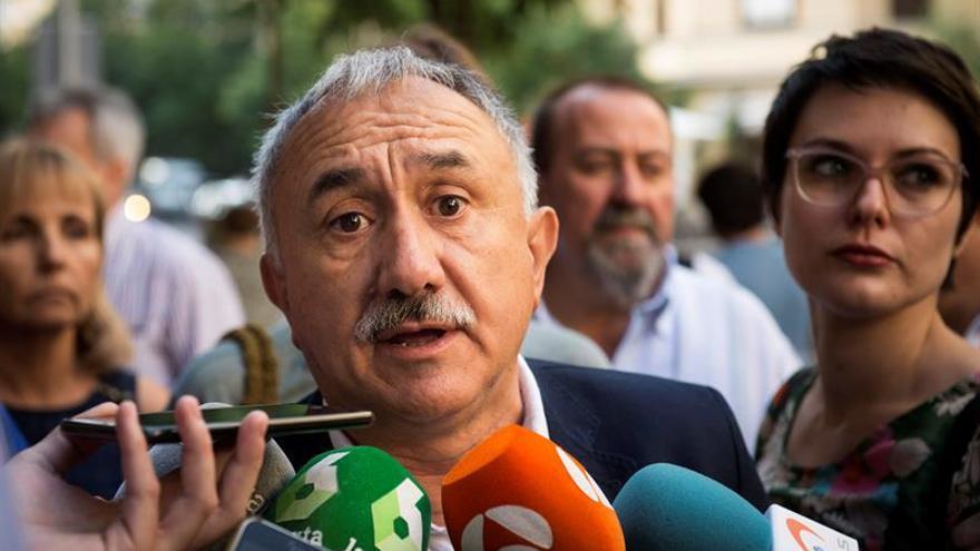UGT tacha de populista la bajada de IRPF acordada entre Ciudadanos y el Gobierno