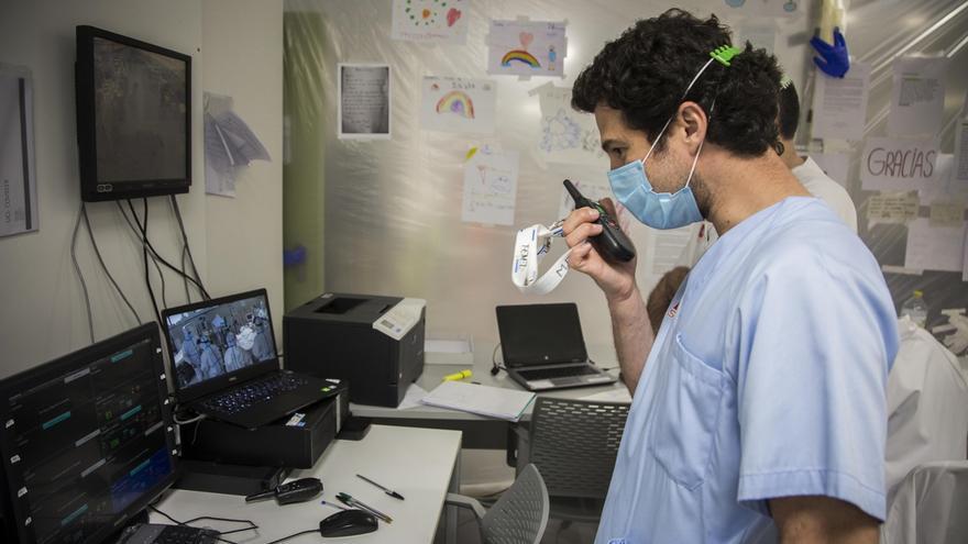 """La pandemia está """"controlada"""" en Cantabria, que trabaja en la fase 3"""