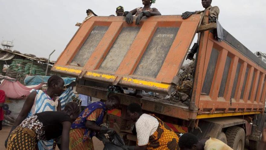 La tregua de Sudán del Sur se esfuma en unas pocas horas