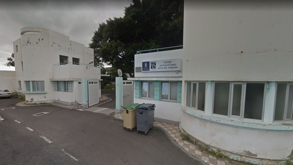 Antiguo Hospital Psiquiátrico de Las Palmas de Gran Canaria, en Tafira
