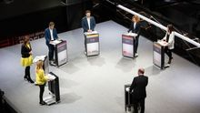 La cuestión independentista monopoliza el debate de TV3