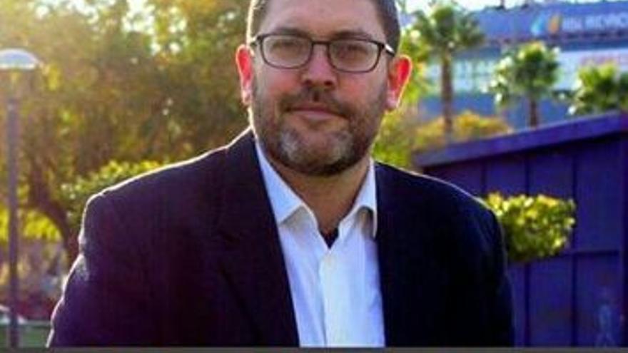 Miguel Sánchez, elegido en primarias como candidato de Ciudadanos a la presidencia de la Región de Murcia