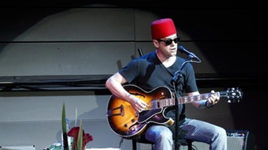 El Músico Santiago Auserón