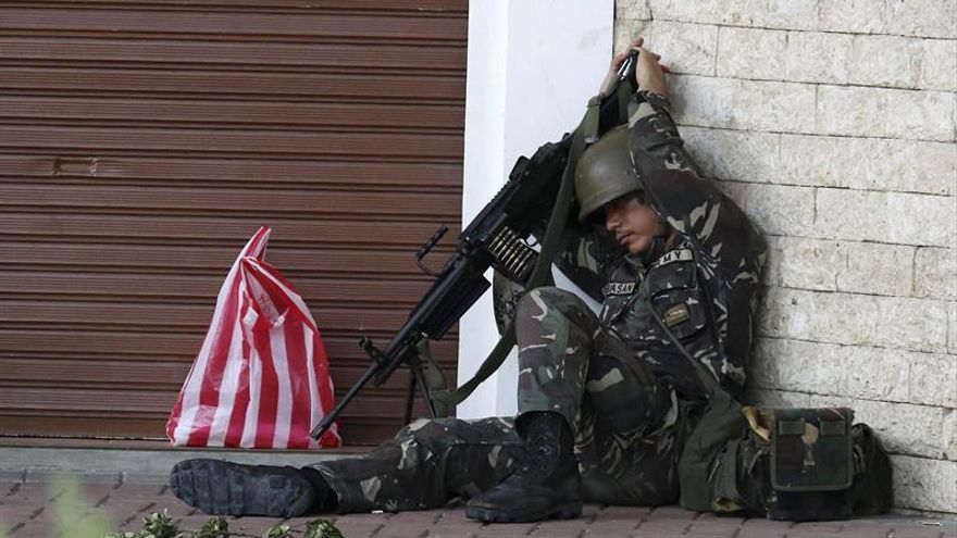 El Ejército filipino en alerta tras el secuestro de dos marineros indonesios