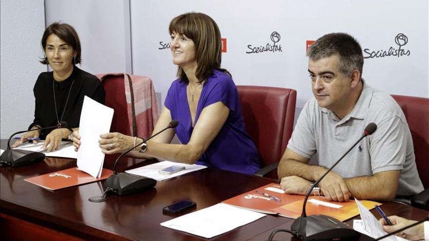 """El PSE buscará acuerdos en Euskadi """"especialmente con el PNV"""""""