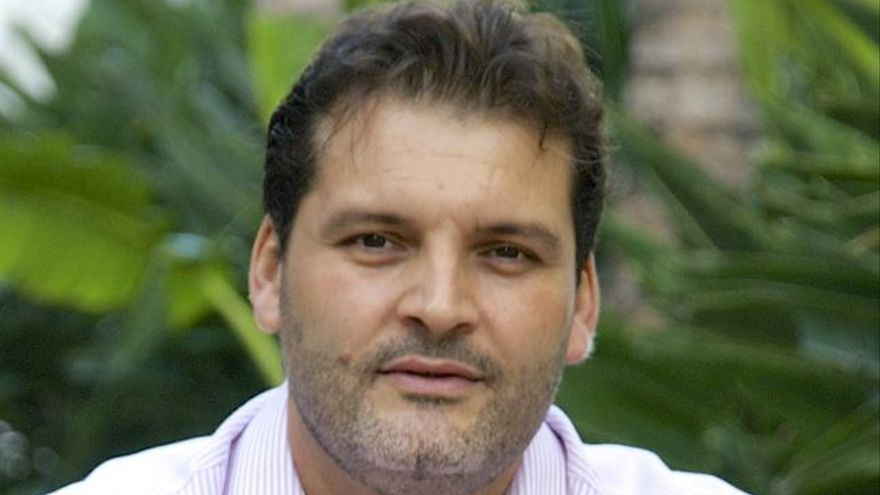 José Ángel Martín, líder del PSOE en el Ayuntamiento de Santa Cruz