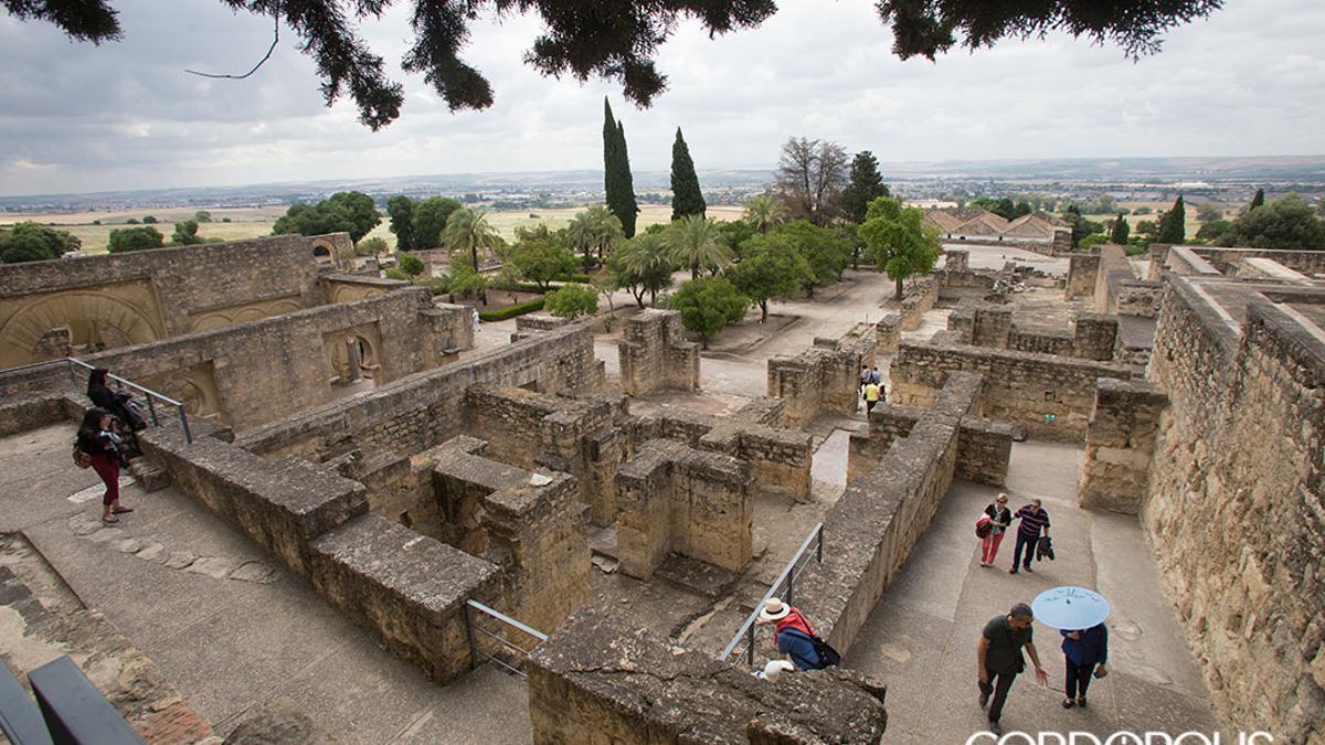 Yacimiento arqueológico de Medina Azahara.