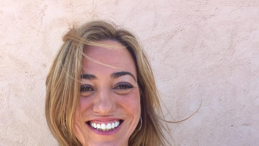 Carme Chacón ha estado en Murcia apoyando la candidatura de Pedro López a la alcaldía de la ciudad / MJA
