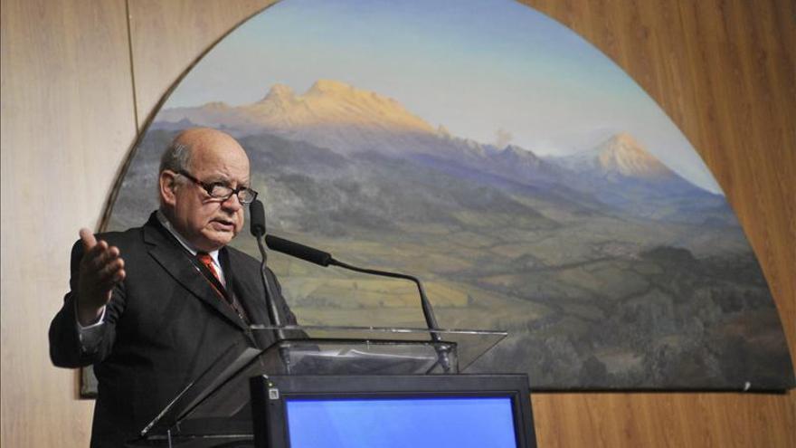 Insulza no prevé novedades sobre la reforma a la CIDH ni las Malvinas en Asamblea de la OEA