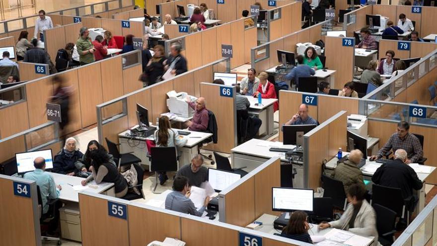 La Mesa General de la AGE concretará mañana la oferta de empleo público 2017