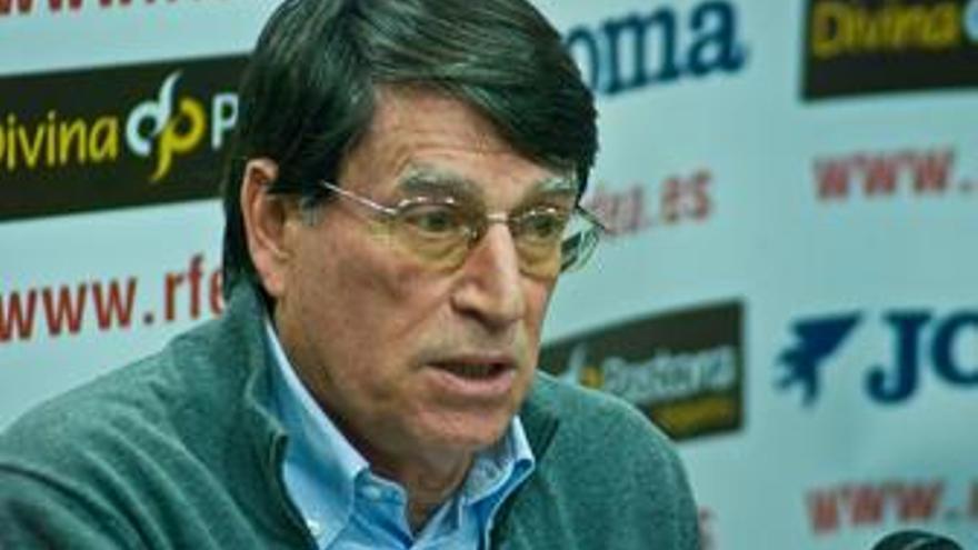 Jose maria Odriozola, presidente federacion española de atletismo