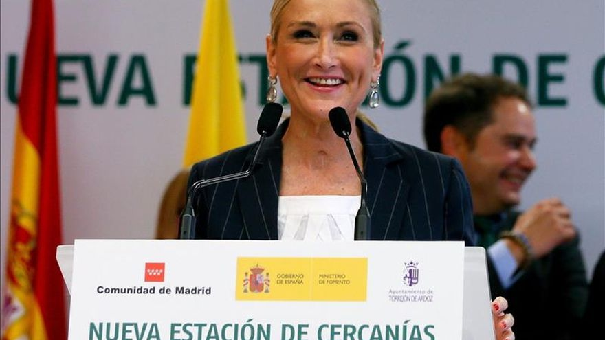 Cifuentes: Yo no he retado a Rajoy