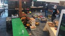 El mercadillo municipal de El Pinar reabre sus puertas este fin de semana