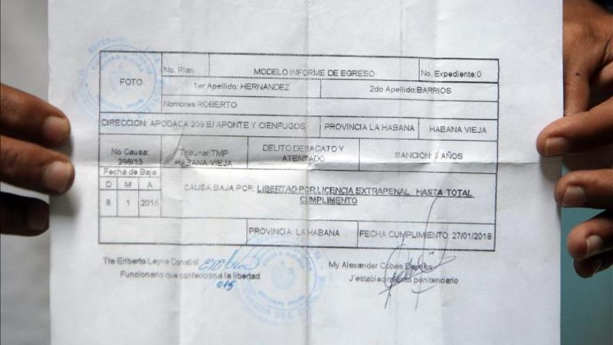 EE.UU. condena las nuevas penas de prisión a dos expresos políticos cubanos