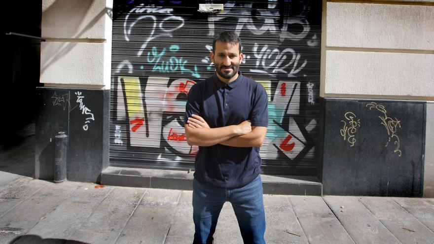 Vicent Marzà, conseller de Educación, Cultura y Deporte de la Generalitat Valenciana. / Jesús Císcar