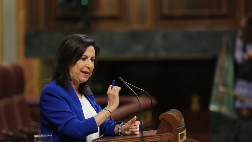 """Robles (PSOE) ve """"sorprendente"""" que ERC se excluya de la Comisión parlamentaria sobre el modelo territorial"""