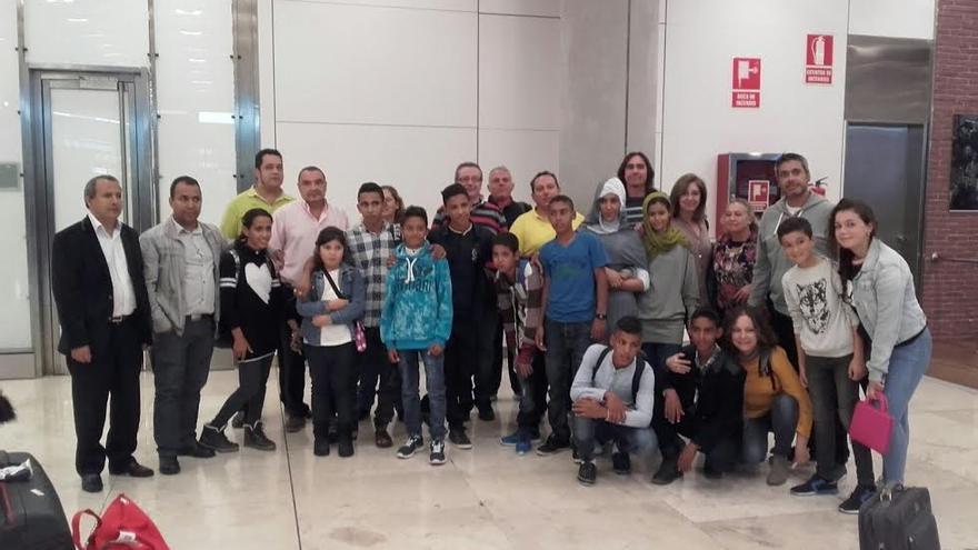 Proyecto Madrasa Saharauis Extremadura