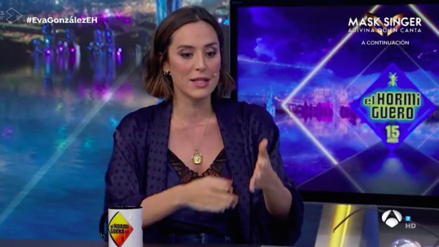 Tamara Falcó, en 'El Hormiguero'
